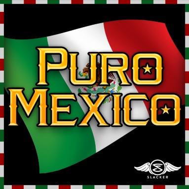 'Puro México' Station  on Slacker Radio